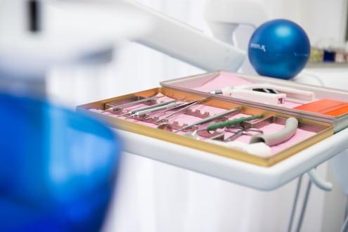 Zahnarztpraxis Zürich Dentanova Instrumente