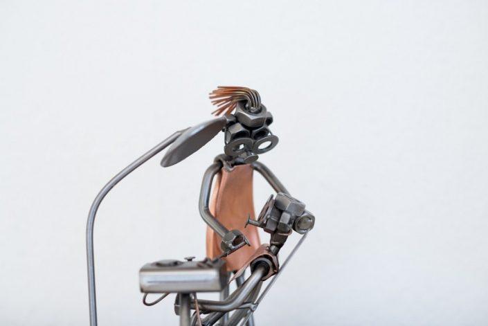 Zahnarztpraxis Zürich Figur