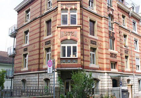Gebäude Praxis Dentanova