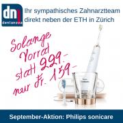 Geld sparen - Jetzt Sonicare Zahnbürste günstig kaufen